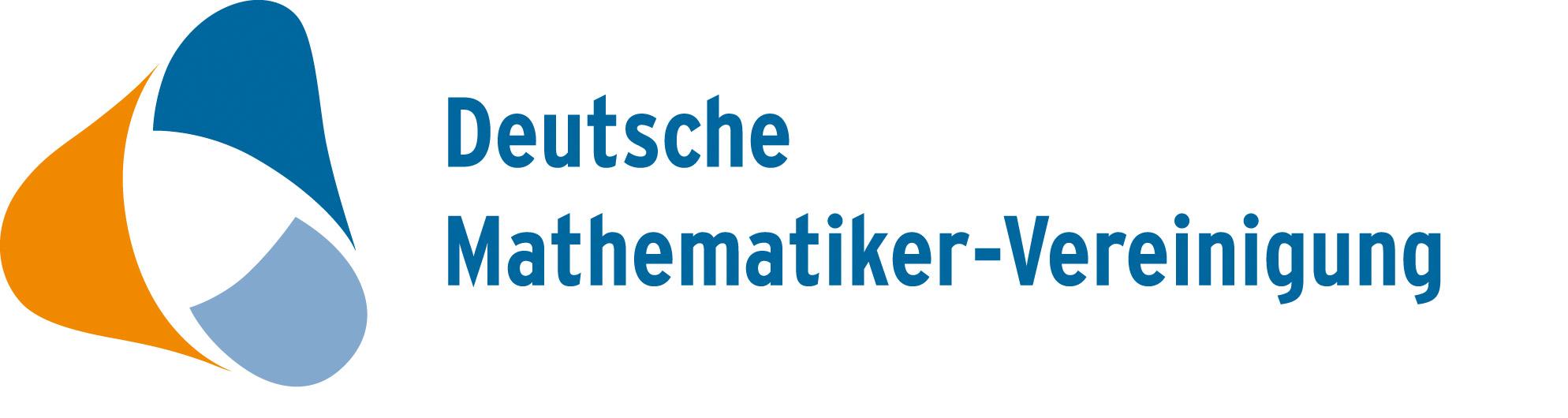 Logo der Deutschen Mathematiker-Vereinigung