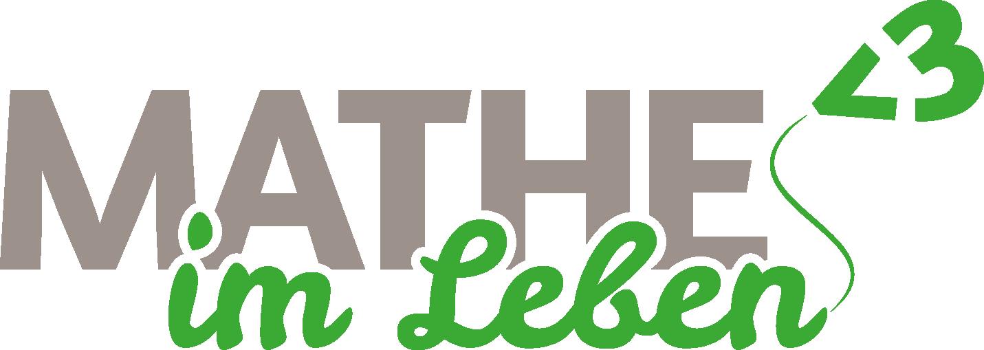 Logo der Mathe im Leben gGmbH
