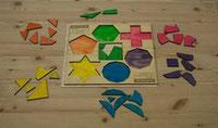 Spiel: Holz-Puzzle