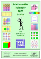 Mathe-Kalender 2020 Junior