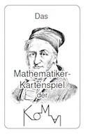 Kartenspiel mit Mathematikerinnen & Mathematikern