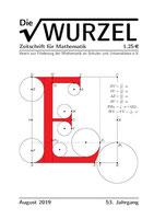 Mathe-Zeitschrift WURZEL (Abo für 1 Jahr für Mathe-AG)