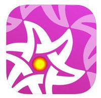 Freicodes für iOrnament App: Kunst der Symmetrie, geometrische Muster malen.