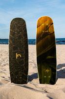 Handgefertigtes Longboard